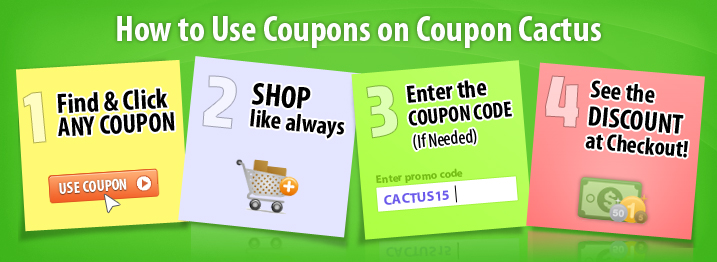 How To Use CouponCactus